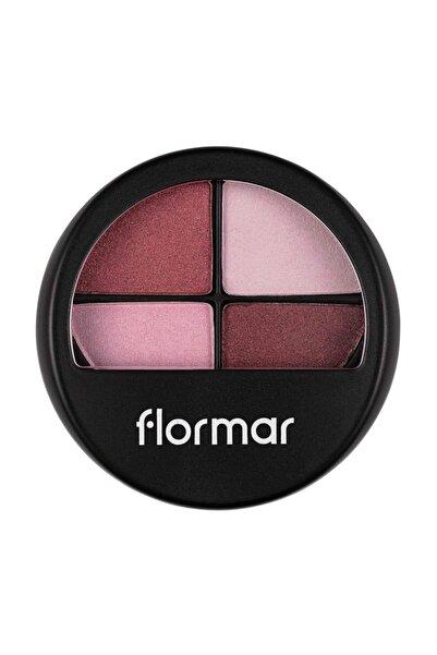 Flormar Quartet Eyeshadow Pembe Tonları Göz Farı 402