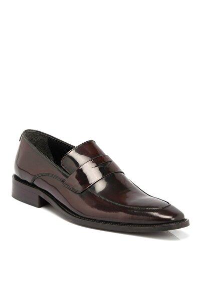 Tergan Bordo Deri Erkek Ayakkabı 54168a36