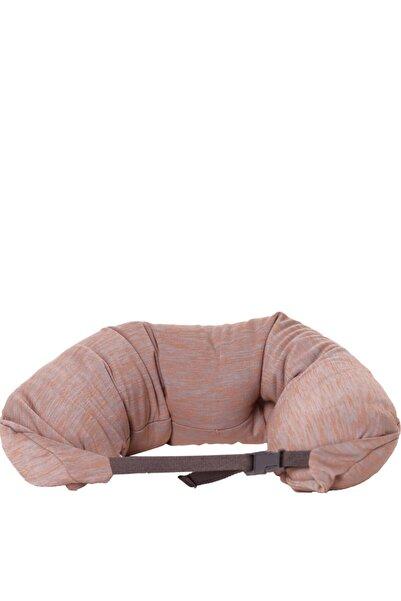 Miniso Mınıso Boyun Yastığı (gri Turuncu)