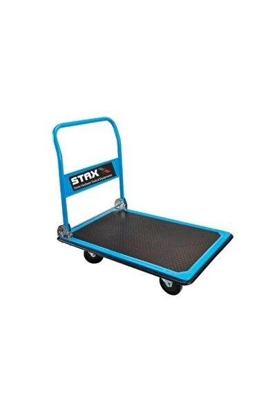 STAXX POWER Pro 300kg Koli Yük Paket Taşıma El Arabası Katlanır Tabla 300kg Yükleme Kapasitesi