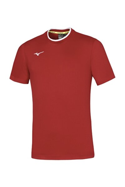 MIZUNO Erkek Kırmızı T-shirt