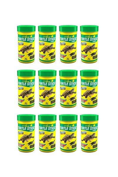 Ahm Turtle Sticks Food 100 Ml X 12 Adet - Kaplumbağa Yemi