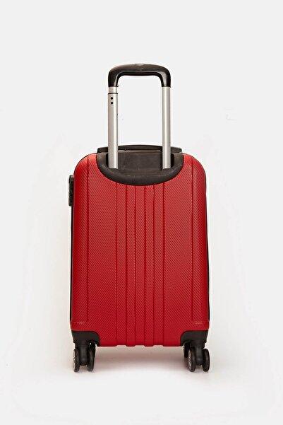 LC Waikiki Erkek Kırmızı Valiz 9WL911Z8
