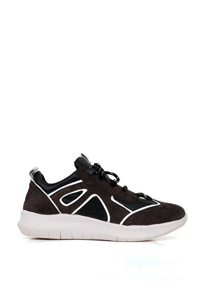 BUENO Shoes Erkek Siyah Spor Ayakkabı  20mr8507