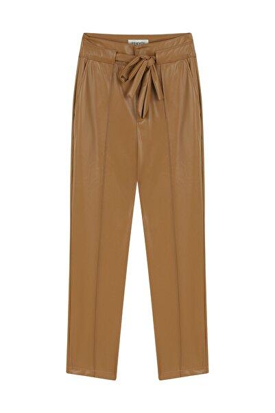 İpekyol Kadın Kahverengi Pantolon IW6200003160