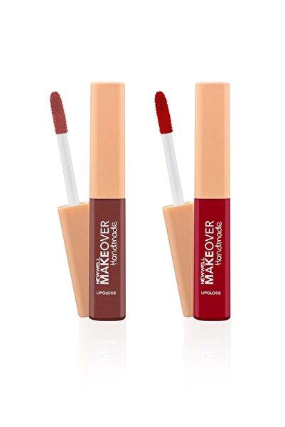 New Well Makeover Handmade 2li Liquid Lipstick Paradise 4ml