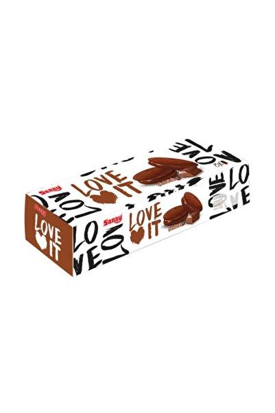 Saray Loveit Çikolatalı Kremalı Bisküvi 88 Gr