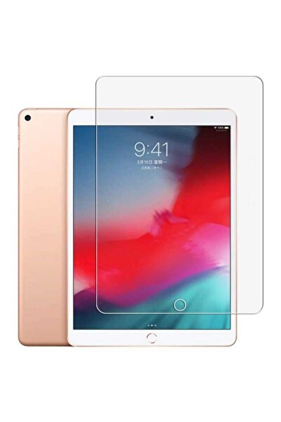 BizimGross Apple Ipad 8. Nesil  2020 10.2   a2270 a2428 a2429 a2430  Temperli Kırılmaz Cam Ekran Koruyucu