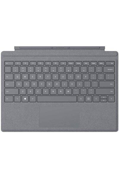 MICROSOFT Surface Pro Tipi Kapak-ingilizce Klavye-aydınlatmalı –model: Ffq-00141-renk: Açık Kömür