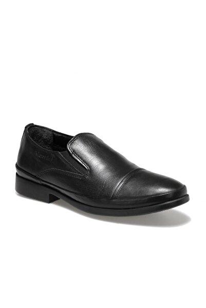 MERCEDES Derrıck Siyah Erkek Klasik Ayakkabı