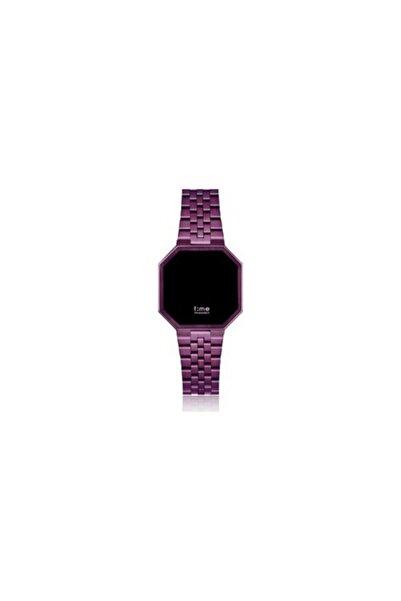 Timewatch Time Watch Tw.110.4pbp Dokunmatik Led Kadın Kol Saati