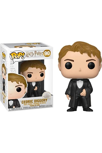 Funko Pop Harry Potter Cedric Diggory Yule Ball Figür