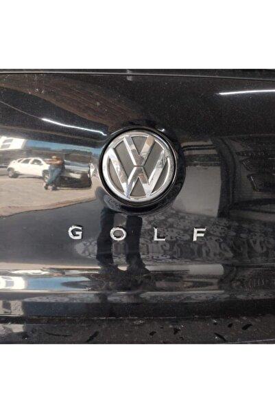 Dynamic Golf Yazısı Bagaj Arması Bagaj Yazısı Gri Siyah