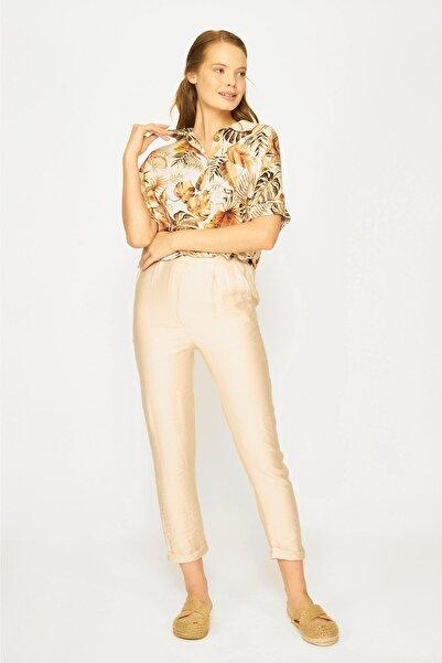 Batik Kadın Bej Pantolon