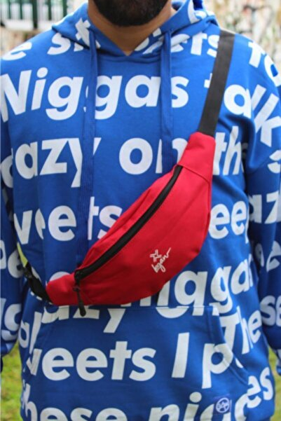 LEGAN Unisex Kırmızı Freebag Bel Çantası 8094