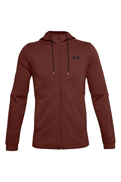 Under Armour Erkek Spor Sweatshirt - Double Knit Fz Hoodie - 1352012-688