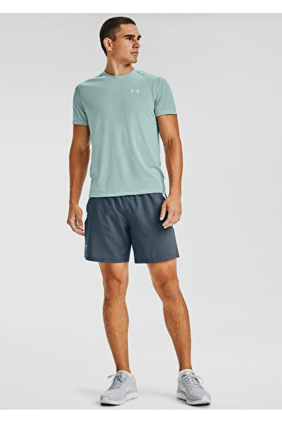 Under Armour Erkek Spor T-Shirt - Ua Streaker 2.0 Shortsleeve - 1326579-477