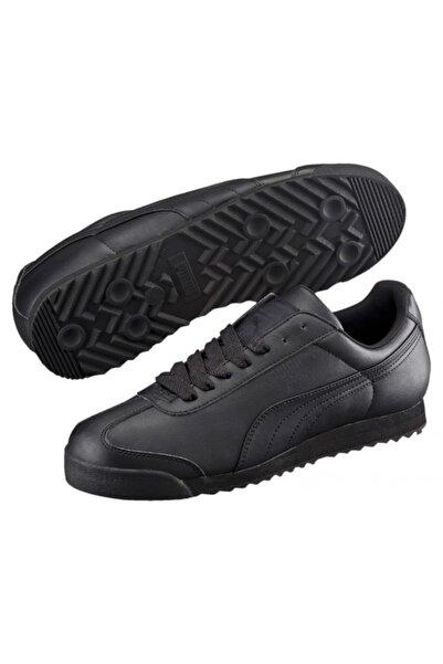 Puma Erkek Siyah Roma Basic Spor Ayakkabı