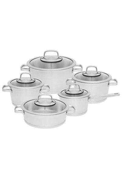 Berghoff 10pcs Cookware Set Manhattan
