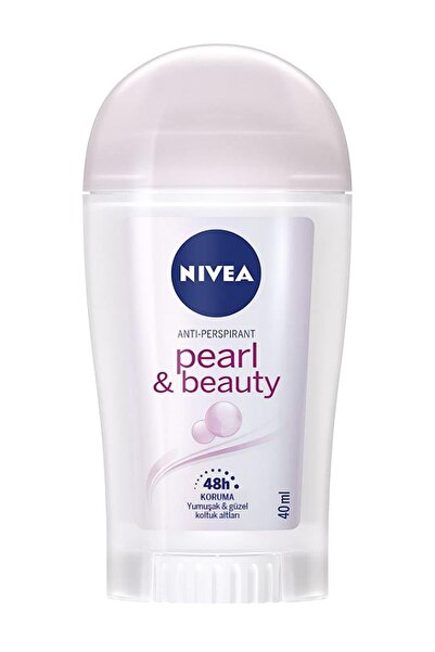 Nivea Nıvea Deo Stıck Women Pearl & Beauty 40 Ml