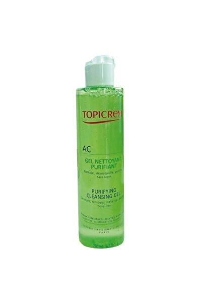 Topicrem Ac Purifying Cleansing Gel 200ml