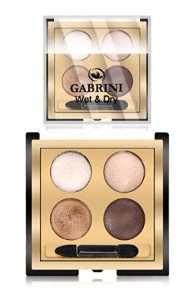 Gabrini Wet Dry Far Paleti 204