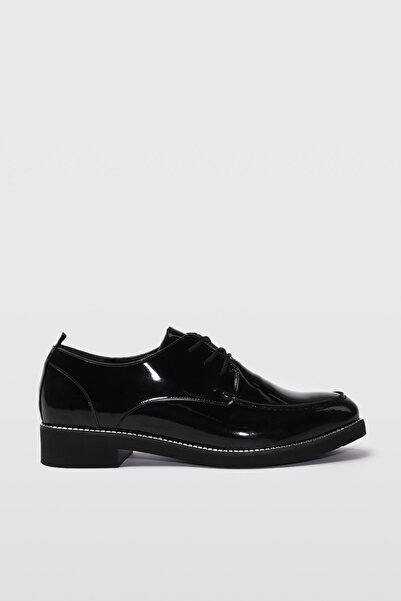 Yaya  by Hotiç Siyah  Oxford Ayakkabı 01AYY192000A100
