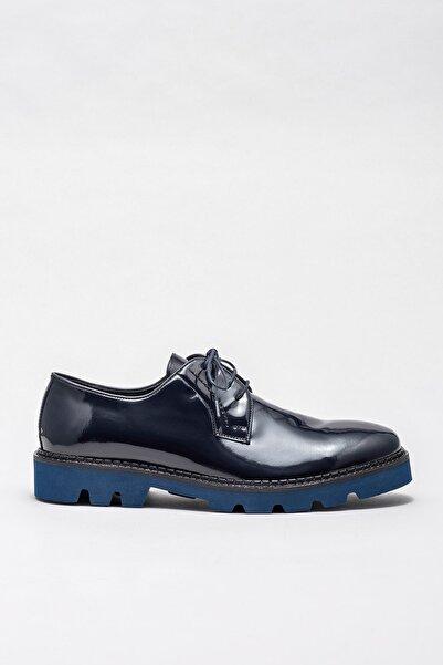 Elle Shoes Erkek Ragnar Lacıvert Casual Ayakkabı 20KRC90068
