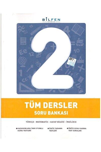 Bilfen Yayıncılık 2.sınıf Tüm Dersler Soru Bankası