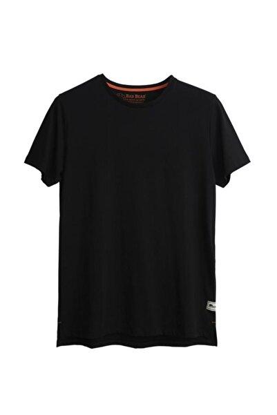 Bad Bear Erkek Siyah T-Shirt 21.01.07.034