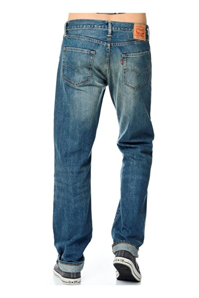 Levi's Erkek Regular Straight Jean Pantolon 29990 0421