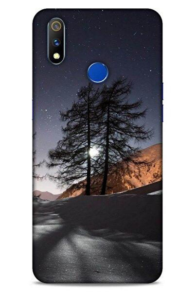Lopard Casper Via S Uyumlu Kılıf Gece's (48) Bumper Kılıf Kış Manzara