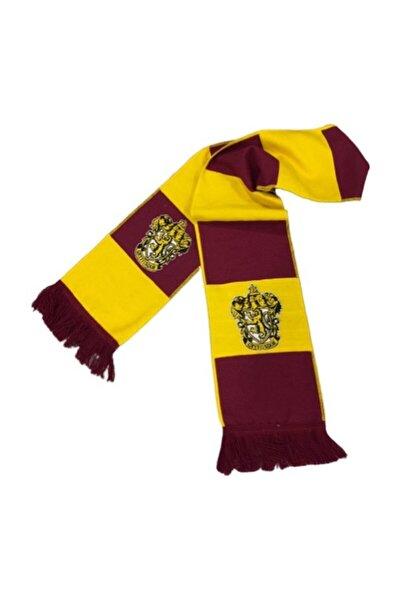 Adx Şapka Unisex Bordo Harry Potter Gryffindor Atkı
