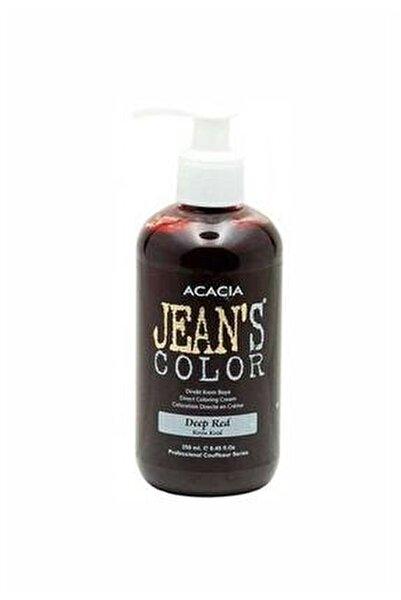 Jean's Color Saç Boyası Deep Red