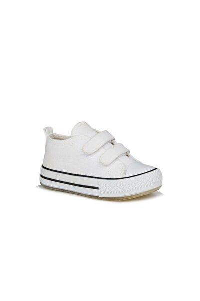 Vicco Pino Unisex Bebek Beyaz Spor Ayakkabı