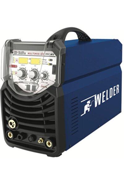 Welder Multimig 250 Pfc Gazaltı Kaynak Makinası