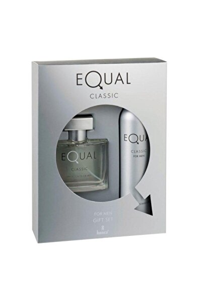 Equal Set Formen Edt+deo 75 ml