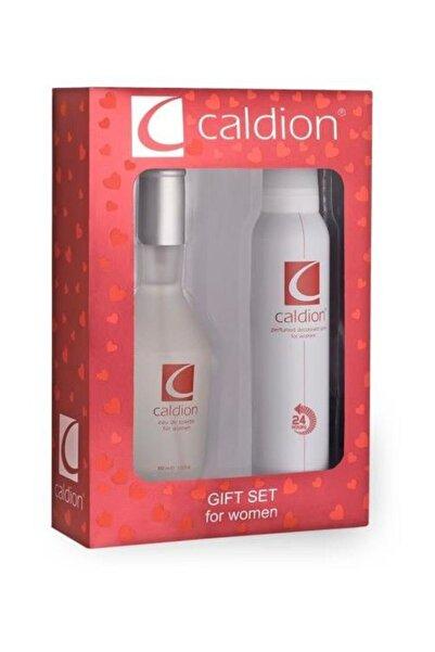Caldion Kadın Set 100 ml Edt+deo