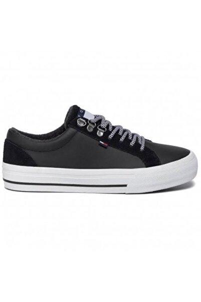 Tommy Hilfiger Warmlıned Classıc Lowtop Sneaker