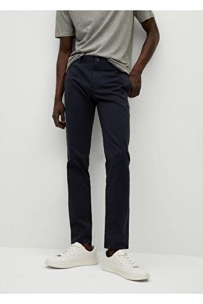 MANGO Man Dar Kesimli Chino Premium Pantolon
