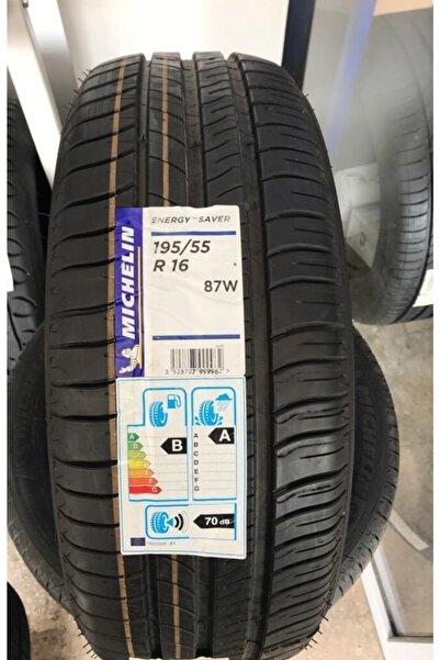 Michelin 195/55 R16 87w Tl Energy Saver * Grnx