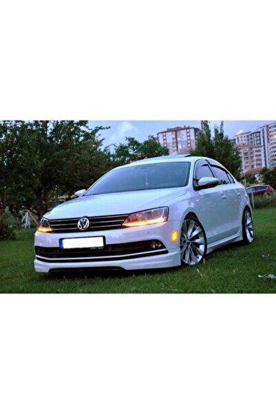 DizaynAutoGarage Volkswagen Jetta Makyajlı 2014 - Sonrası Ön Ek (plastik)