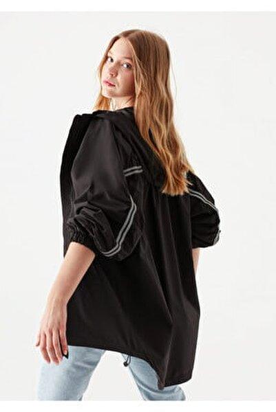 Kadın Siyah Ceket