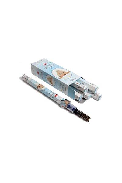 BUHANA HEDİYELİK Tütsü Hem Bebek Pudrası Kokulu Tütsü Baby Powder Hexa 1 Paket ( 20 Çubuk )