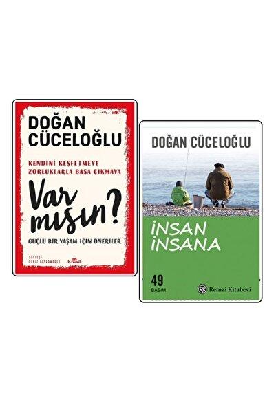Remzi Kitabevi Var Mısın? & Insan Insana 2'li Set Doğan Cüceloğlu