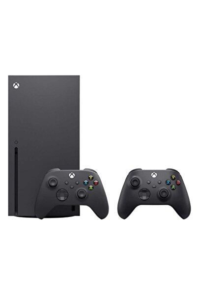 MICROSOFT Xbox Series X Oyun Konsolu Siyah 1 Tb + 2. Kol