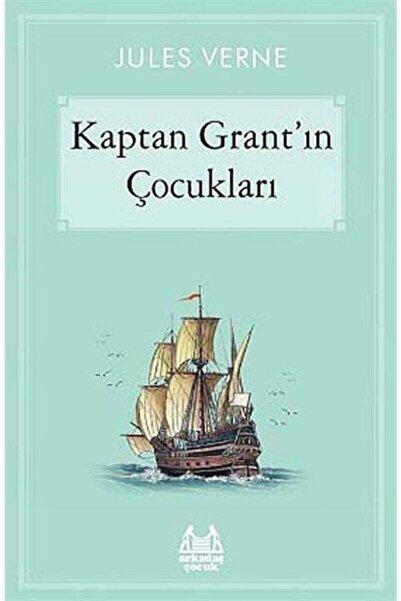 Arkadaş Yayınları Kaptan Grant'ın Çocukları