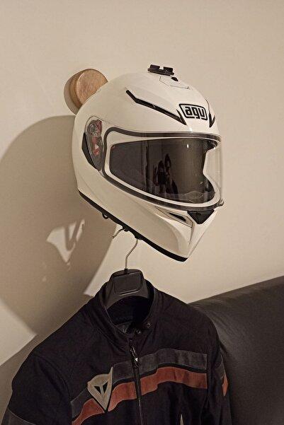 MUMAKS Motosiklet Kask Ve Mont Askılığı