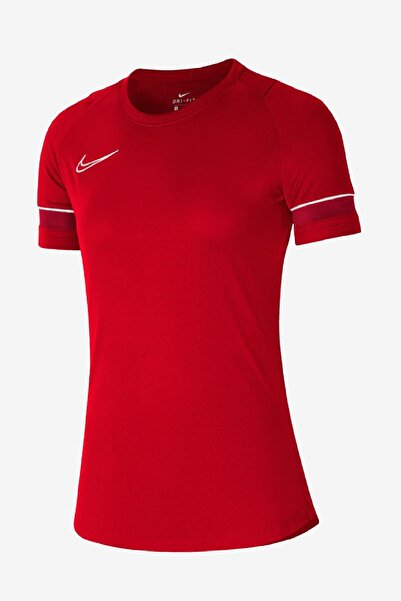Nike Kadın Spor T-Shirt - Dri-Fit Academy - CV2627-657