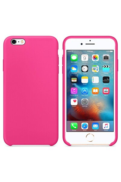 S-LINK Apple Iphone 6/6s Pembe Renk Kılıf S-link